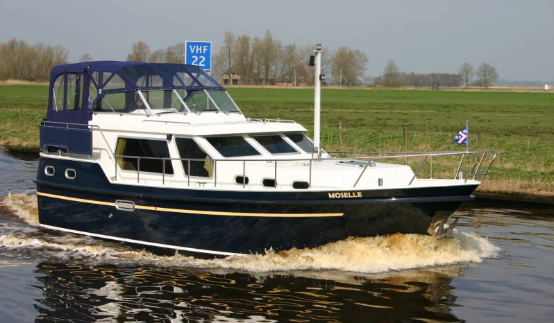Zuiderzee 35 Moselle voll
