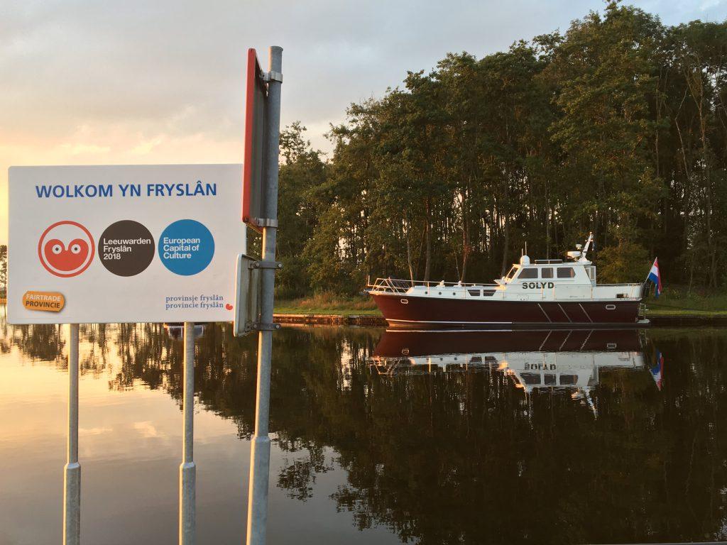 Vaarroutes Friesland Motorboot Huren Yachtcharter Wetterwille