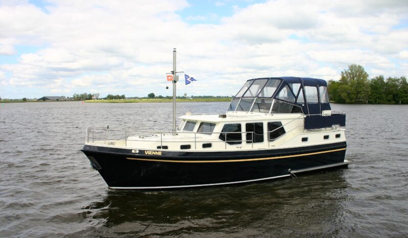 Privateer 34 Vienne voll